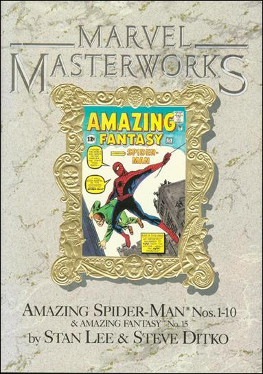 Marvel Masterworks 1-D by Marvel