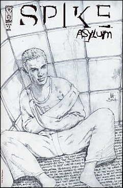 Spike: Asylum 3-C by IDW