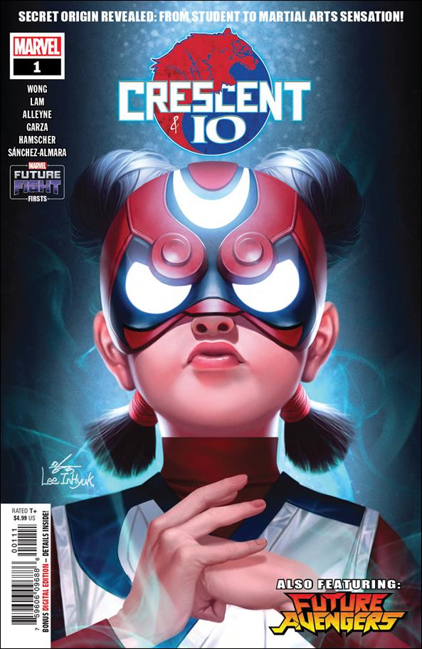 Future Fight Firsts: Crescent and Io 1-A by Marvel