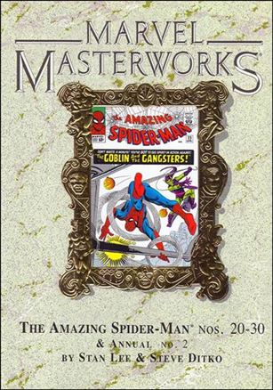 Marvel Masterworks: The Amazing Spider-Man 3-B