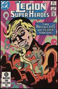 Legion of Super-Heroes (1980) 299-A