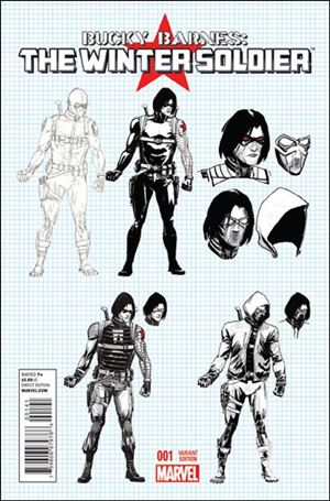 Bucky Barnes: Winter Soldier 1-B