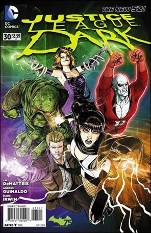 Justice League Dark 30-A