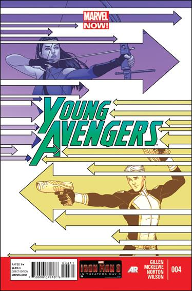Young Avengers (2013) 4-A by Marvel