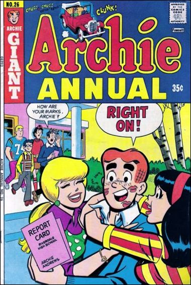 Archie Annual 26-A by Archie
