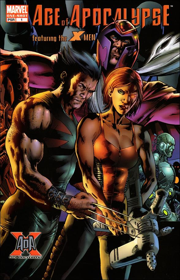 X-Men: Age of Apocalypse One Shot 1-A by Marvel