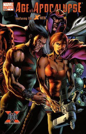 X-Men: Age of Apocalypse One Shot 1-A