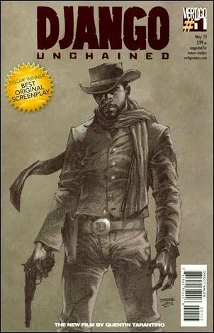 Django Unchained 1-D by Vertigo