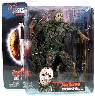 Cult Classics (Series 1) Jason Voorhees (Friday the 13th, Part VII) by NECA