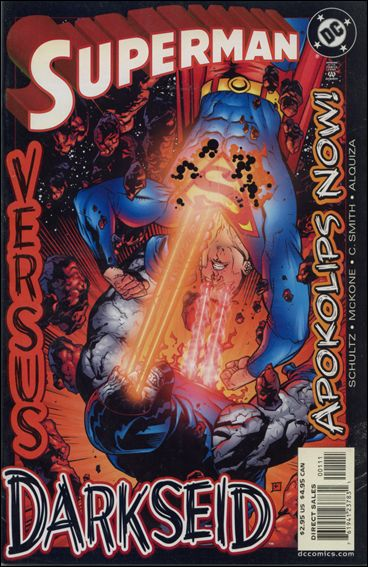Superman vs Darkseid: Apokolips Now! 1-A by DC