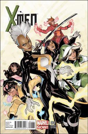 X-Men (2013) 1-B