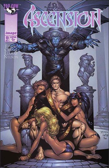 Ascension 9-A by Top Cow