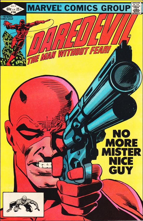 Daredevil (1964) 184-A by Marvel