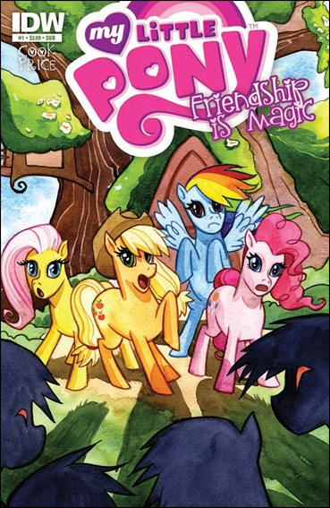 My Little Pony: Friendship is Magic 1-H by IDW