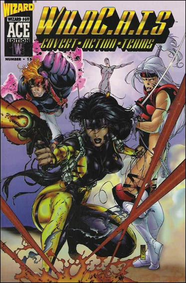 WildC.A.T.s: Covert Action Teams 1-E by Image