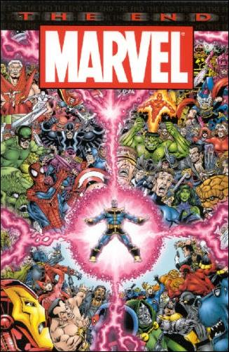 Marvel Universe: The End nn-A by Marvel