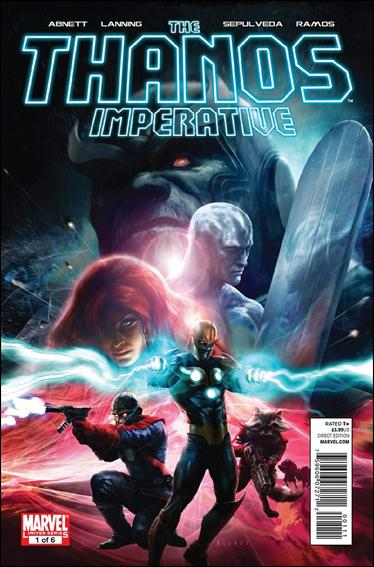 Thanos Imperative 1-A by Marvel