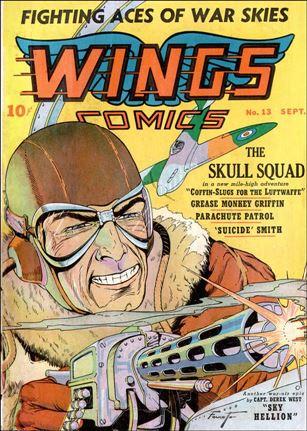 Wings Comics (1940) 13-A