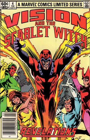 Vision and the Scarlet Witch (1982) 4-A
