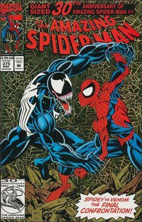 Amazing Spider-Man (1963) 375-A