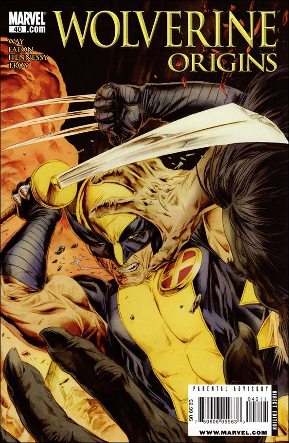 Wolverine: Origins 40-A by Marvel
