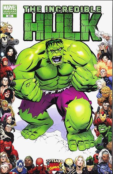 Incredible Hulk (1968) 601-B by Marvel