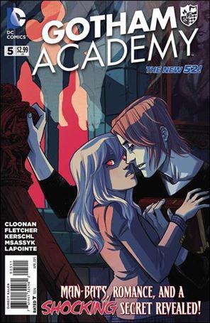 Gotham Academy 5-A