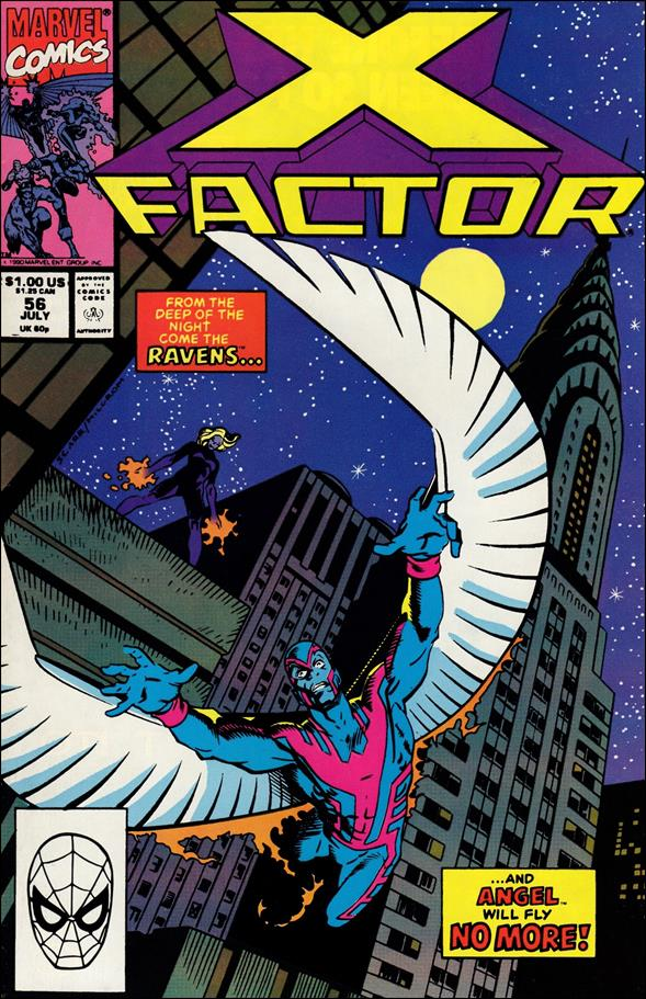 X-Factor (1986) 56-A by Marvel