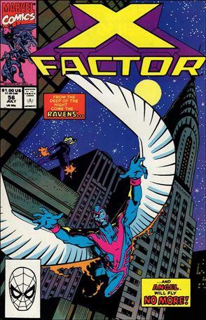 X-Factor (1986) 56-A