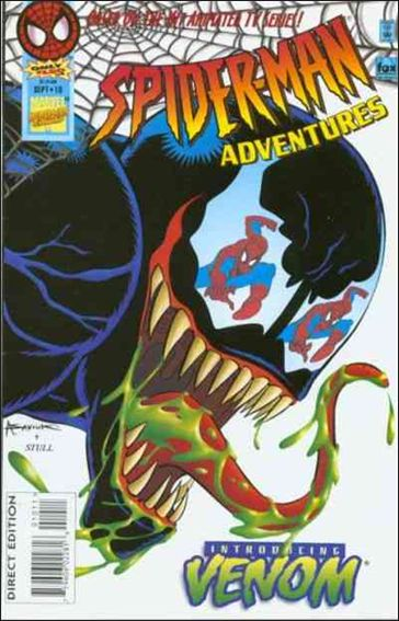 Spider-Man Adventures 10-A by Marvel