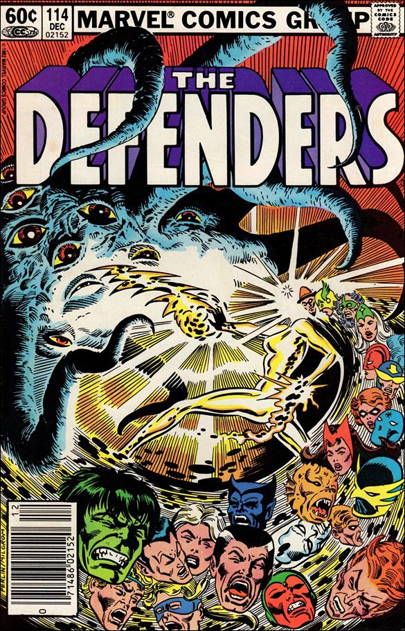 Defenders (1972) 114-A by Marvel