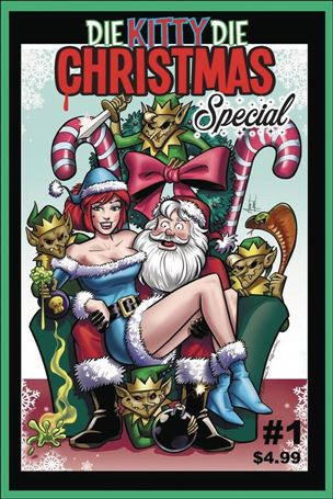 Die Kitty Die Christmas Special 1-A
