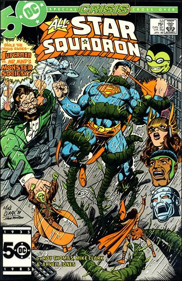 All-Star Squadron 53-A by DC