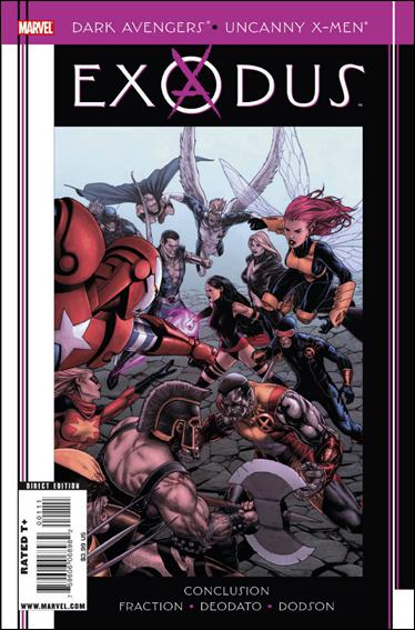 Dark Avengers/Uncanny X-Men: Exodus 1-A by Marvel