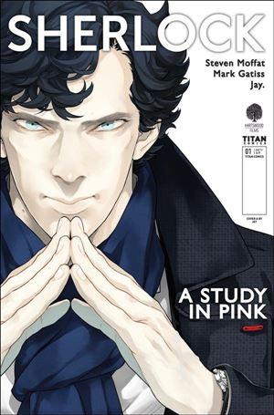 Sherlock: A Study in Pink 1-A