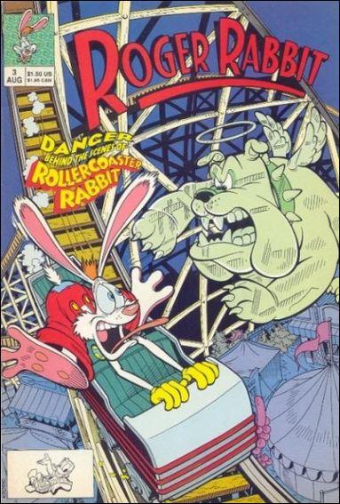 Roger Rabbit 3-A by Disney