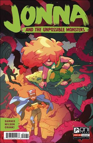 Jonna and the Unstoppable Monsters 1-D