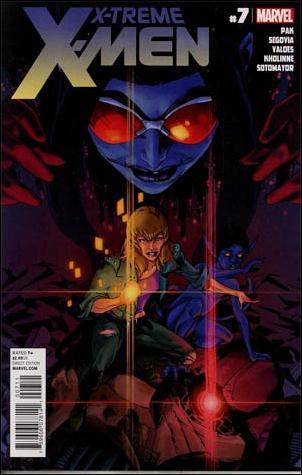 X-Treme X-Men (2012) 7-A by Marvel