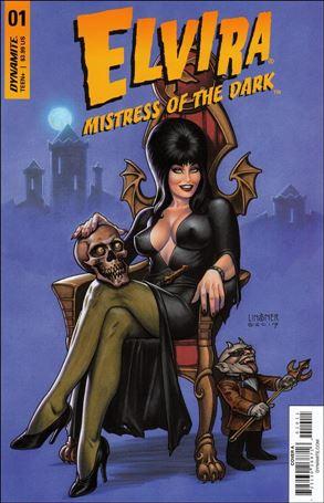 Elvira, Mistress of the Dark (2018) 1-A