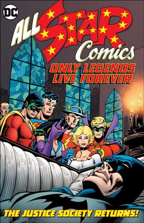 All Star Comics: Only Legends Live Forever nn-A