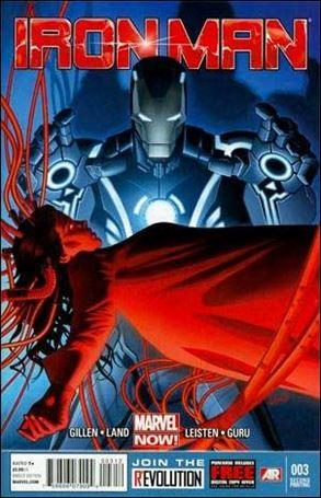 Iron Man (2013) 3-D