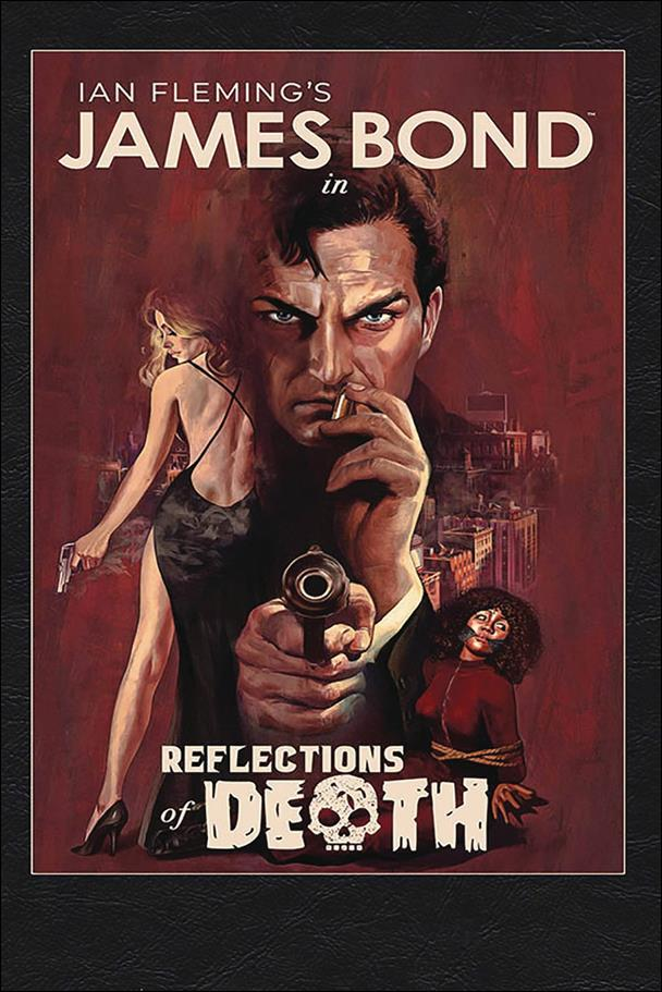 James Bond: Reflections of Death nn-A by Dynamite Entertainment
