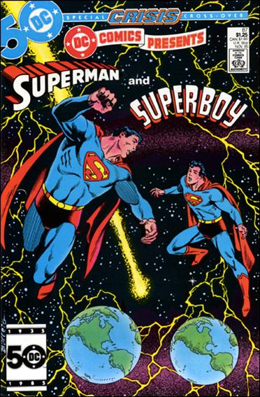 DC Comics Presents (1978) 87-A by DC