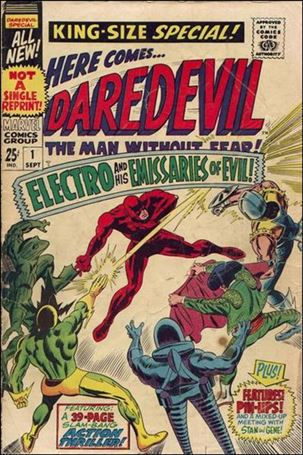 Daredevil Annual 1-A