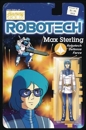 Robotech (2017) 8-B