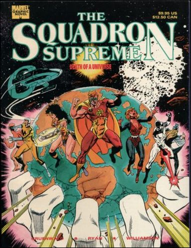 Squadron Supreme: Death of a Universe nn-A by Marvel