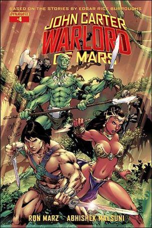 John Carter: Warlord of Mars (2014) 4-A