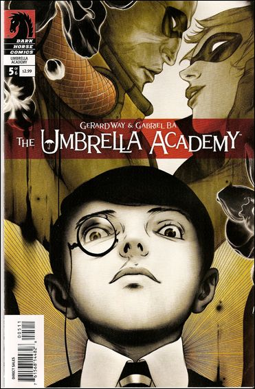 Umbrella Academy: Apocalypse Suite 5-A by Dark Horse
