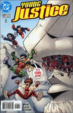 Young Justice (1998) 17-A