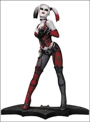 Batman: Arkham City (2013) Harley Quinn